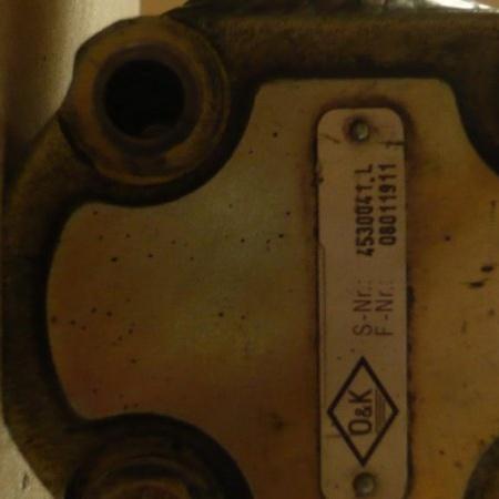 Hydrauliczna pompa zębata